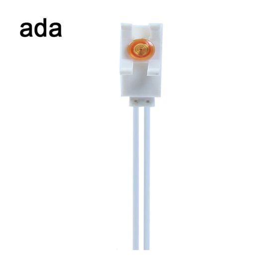 New Product Indicator Light Blue Color 24V Signal Lamp