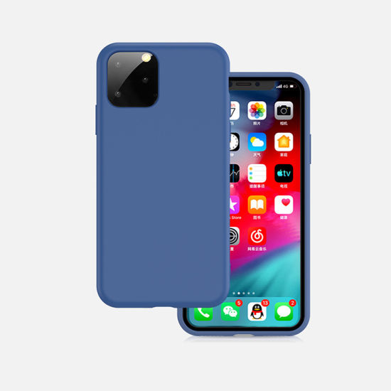 Wholesale Liquid Silicone Mobile Phone Case for iPhone 8 & 7