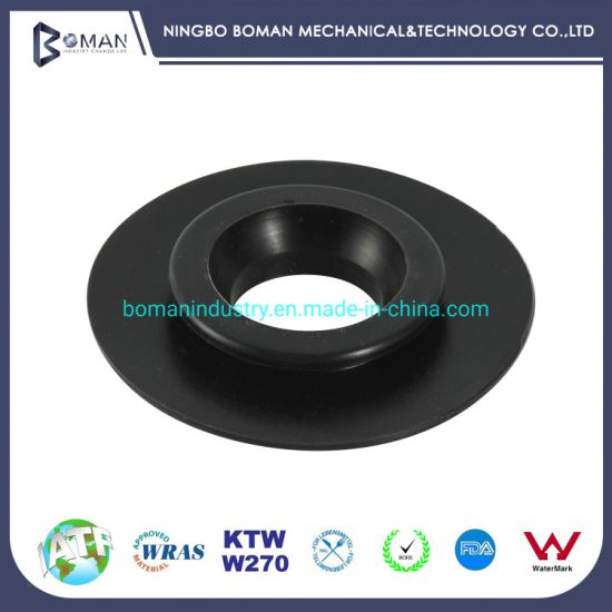 Molded Rubber Bushing, Rubber Grommet in Customize Size
