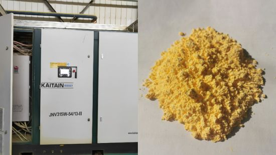 Rubber Auxiliary Agent Azodicarbonamide AC Foaming Agent Blowing Agent Sopo DN4 for PE PP Sheets