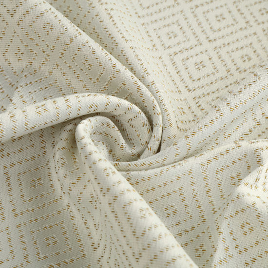 All Polyester Jacquard Curtain Fabric for Home Textile