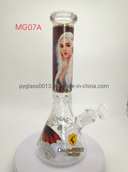 """2020 New Glass Water Pipes Called """"Game of Thrones Conquest"""""""