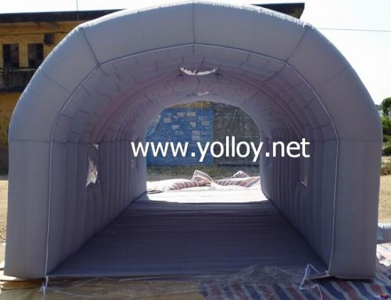 Outdoor Mobile Inflatable Car Tent Garage Cover & China Outdoor Mobile Inflatable Car Tent Garage Cover - China ...