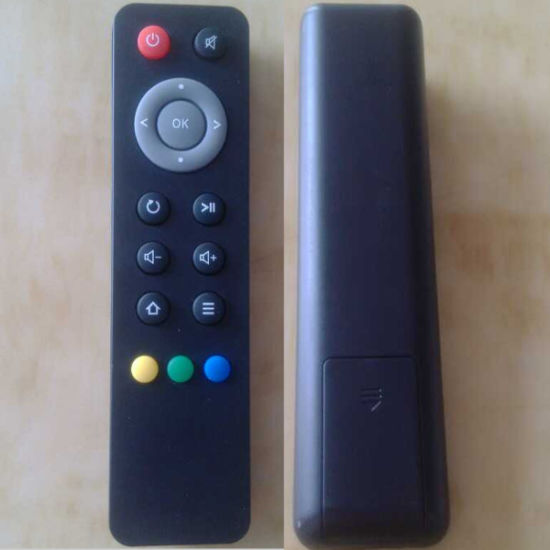 IR Remote Control with Metal Dome Rubber Key for Audio Speaker pictures & photos