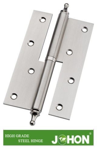 Steel or Iron Hardware Showing Door Hinge (160X55mm window or cabinet accessories) pictures & photos
