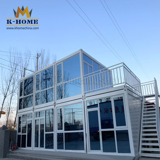 Sandwich Panel Flat Pack Container House