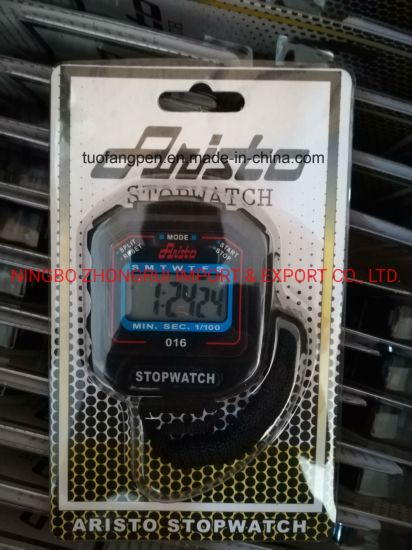 Match Use Stop Watch pictures & photos