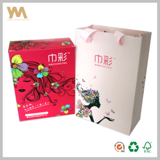 Colorful Cardboard Packaging Box with Customized Printing pictures & photos