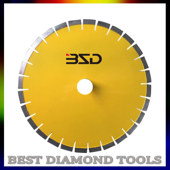 10 Inch 12 Inch 14 Inch 16 Inch Granite Diamond Saw Blade for Automatic Stone Cutting Machine Bridge Saw pictures & photos