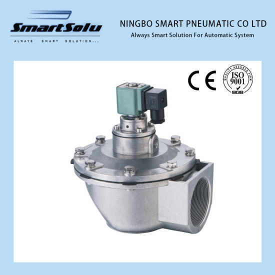 Msd-Z-50s Sbfec Type Right Angle Electromagnetic Pulse Dust Clean Valve