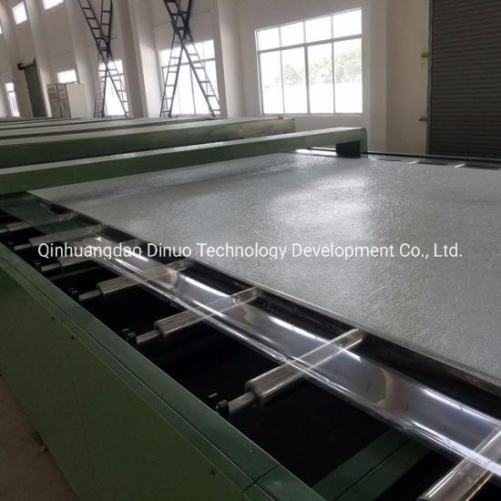 Fiberglass FRP Insulation Plate Flat Panel Making Machine