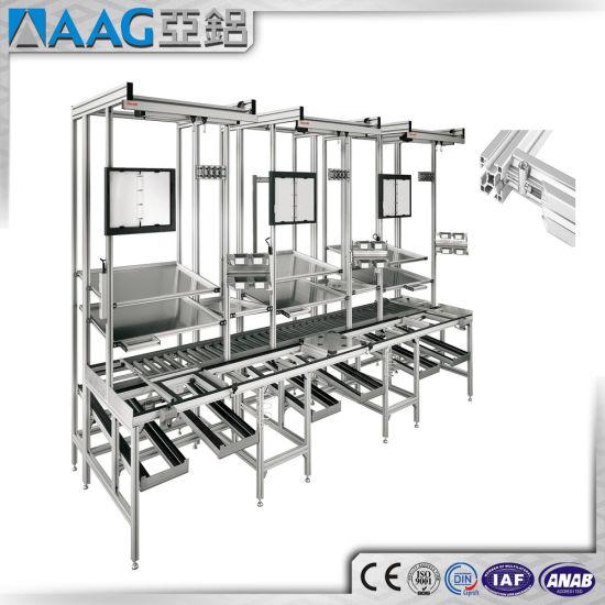 China Aluminum/Aluminium Structural Framing - China Aluminium ...