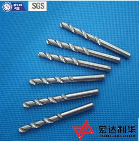 HRC 60 Tungsten Carbide Square End Mill with 4 Flute pictures & photos