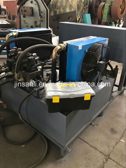 Jsl Brand Hydraulic Operate Machine Ironworker pictures & photos