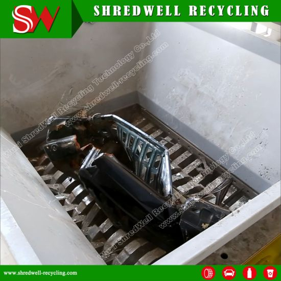 Waste Metal Shredder Ms2400 The Best Choice for Scrap Car/Metal Recycling pictures & photos