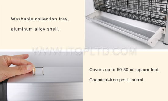 High Quality UV Light Electric Fly Killer Machine /UV LED Mosquito Killer pictures & photos