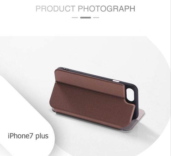 Custom Functional Foldable Filp Cover Mobile Phone Accessories Case pictures & photos