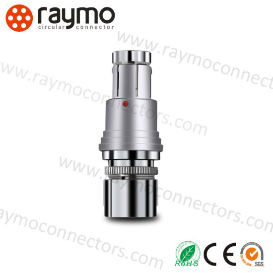 103 Series Female Cable Waterproof Circular Connector 3 Pin Straight Male Power Plug