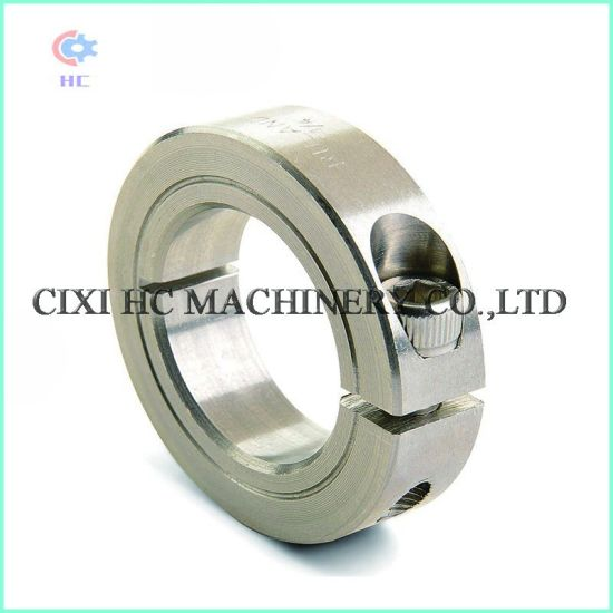Us Standard Split Stainless Steel Shaft Collars pictures & photos