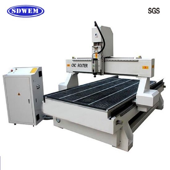 1325 2030 Single Head Strip Vacuum System Woodworking Machinery with Dust Collector