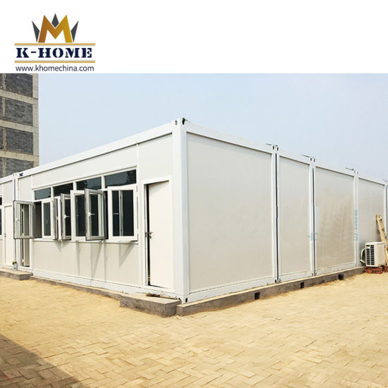 Temporary Container Canteen Mess Hall Restaurant