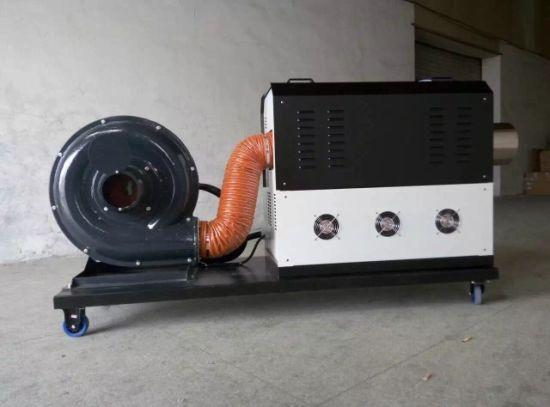Industrial Medium Pressure Hot Air Blower for Drying of Printed