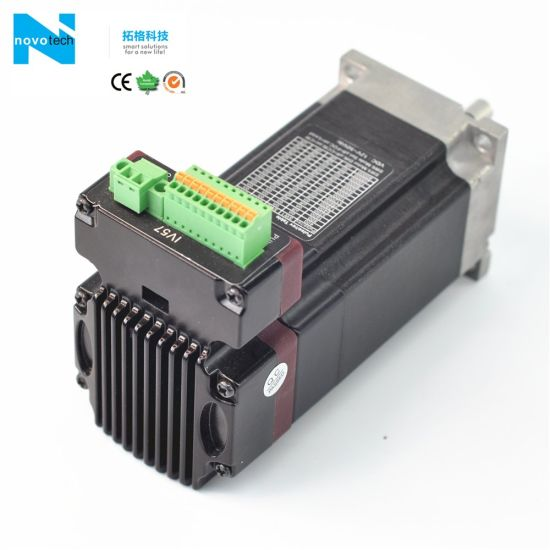 Brushless Servo Motor & Driver All in One pictures & photos