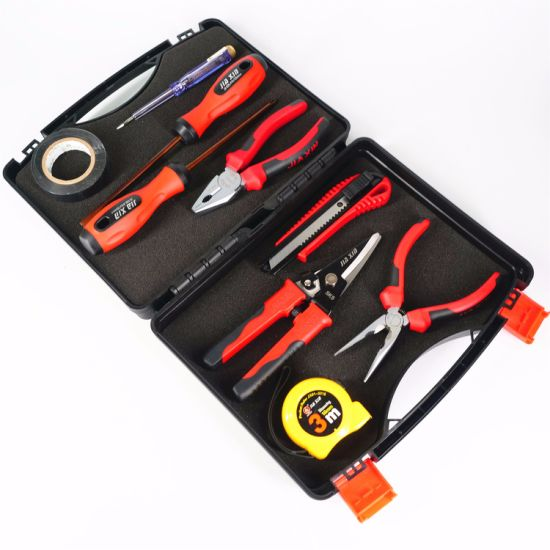 Handtool Set Used for Electrician