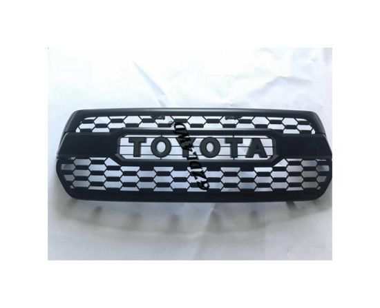 Car Front Grille for Toyota Hilux Revo Rocco 2018