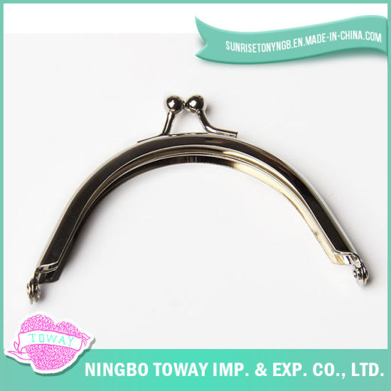 China High Quality Wholesale Purse Metal Lock Bag Frame - China ...