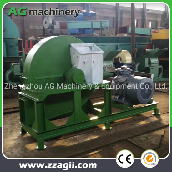 Hot Selling Wholesale Small Wood Crusher Machine for Home Use