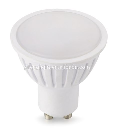 LED Spotlight Bulb, 3W GU10 Base PC 120 Degrees