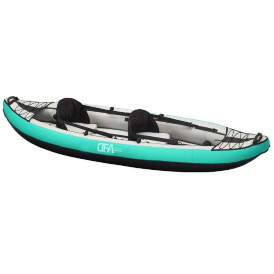 Dfaspo High Quality Inflatable Nylon Cover Sports Kayak