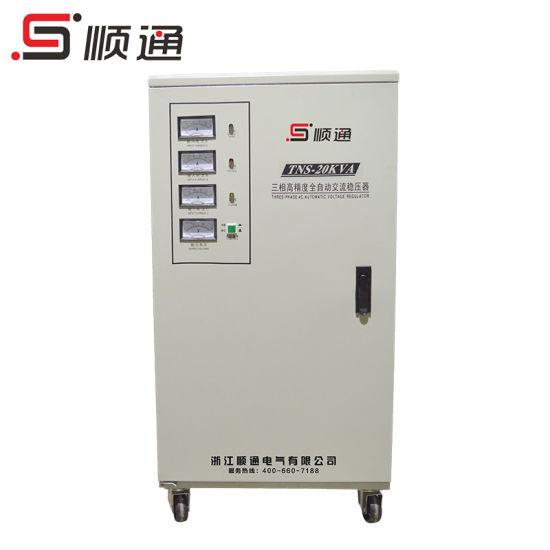 SVC/Tns 20kVA Three Phase Automatic Voltage Regulator/Stabilizer