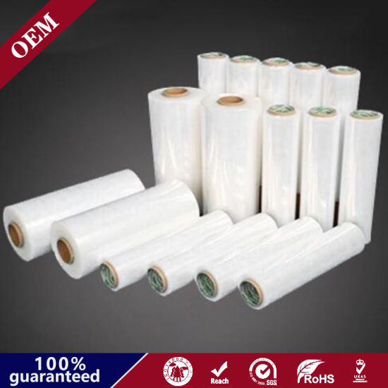 400M Long Strong Rolls Clear Pallet Stretch Shrink Wrap Cast Packing Cling Film