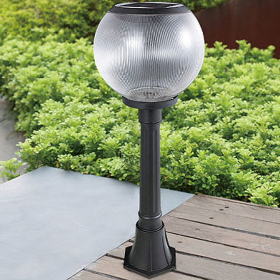 Solar Waterproof IP65 Reflective Economical European Style Outdoor Decoration Pathway Lawn Light