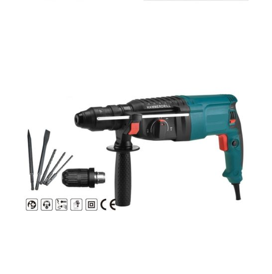 Light Hammer Multifunction Impact Drill/Electric Drill with High Power pictures & photos