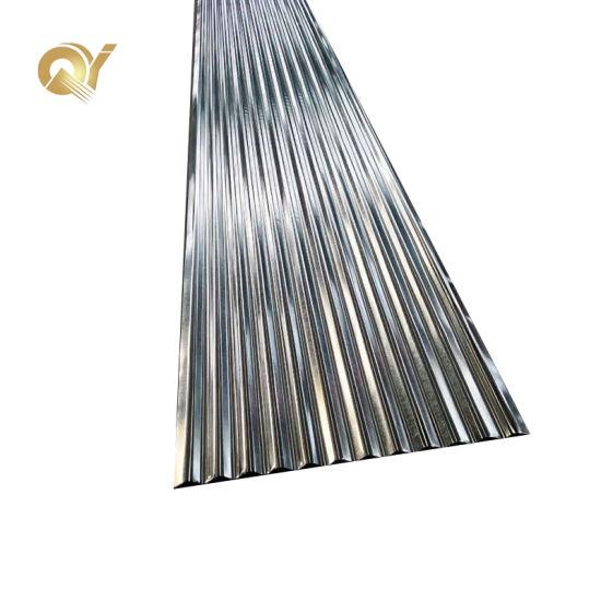 UPVC Plastic Trapezoidal Roof Sheet Rain Protection UPVC Roof Tile