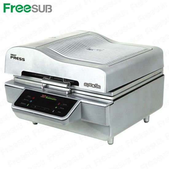 Freesub Sublimation All in One 3D Vacuum Press Machine (ST-3042) pictures & photos