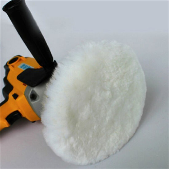 Car Polishing Wheel Wholesale Wool Pad and Sponge Pad pictures & photos