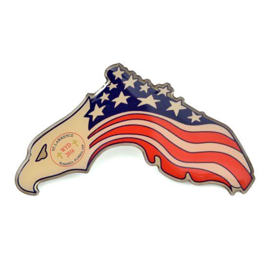 Metal Badge China Manufacturers Custom Soft and Hard Enamel Lapel Pin