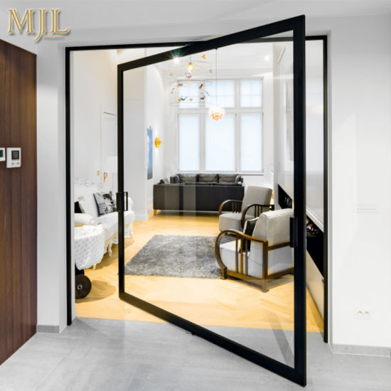 Villa Main Entrance Door Modern Design Pivot Doors & China Villa Main Entrance Door Modern Design Pivot Doors - China ...