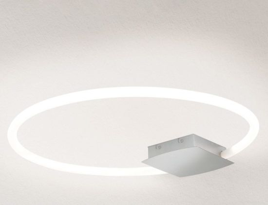 China Round 360 Deg Shine Lamp Circular Ceiling Lamp Surface Ceiling Light In Ring China 360 Degree Light Surface Light