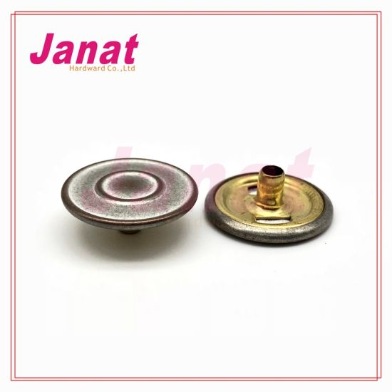 Fashion Metal Fastener Press Snap Button for Garment on Sale