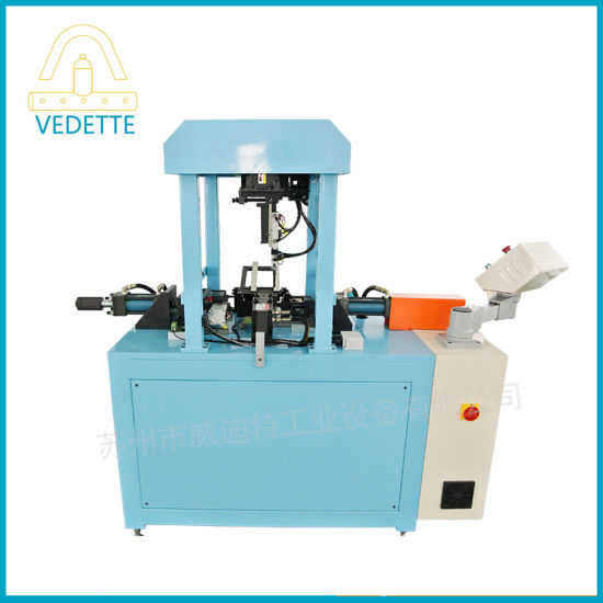 Full Automatice Double-End Pipe End Forming Machine with Ce Certificate