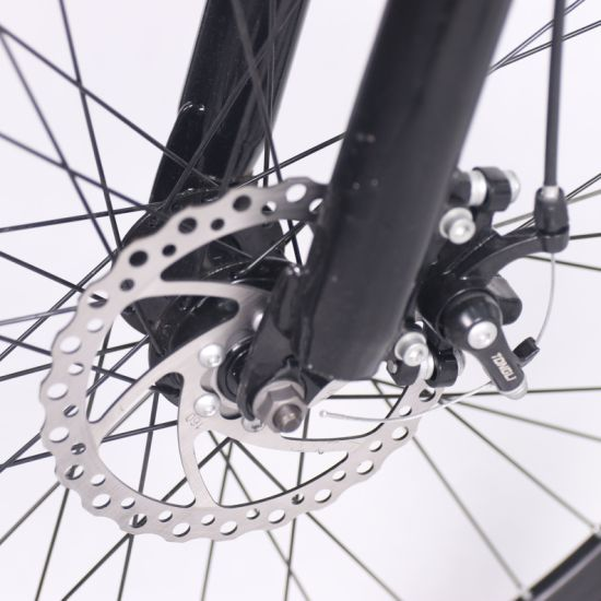21s Steel Frame Suspension Fork Disc Brake Mountain Bike (9627) pictures & photos