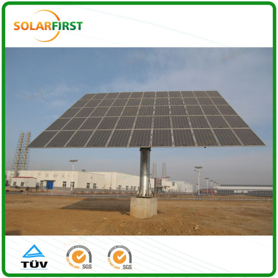 16kw 55-Solar Two Axis Sun Tracker System pictures & photos