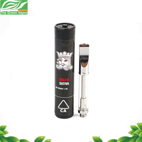 Factory Wholesale Kingpen Vape Pen 0.5ml 1.0ml with Ceramic Coil pictures & photos