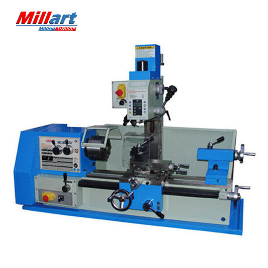 Combination Lathe Machine with Milling Function Jyp260 Mini Lathe Milling Machine