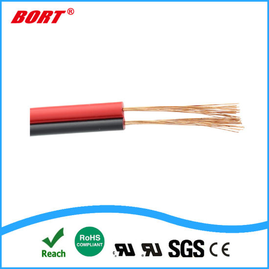 Red Black Hookup Wire Audio Cable Electronic Cord for Radios and LED Light pictures & photos